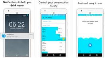 water drinking app chirocure clinic