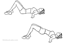 glut lift exercise chirocure