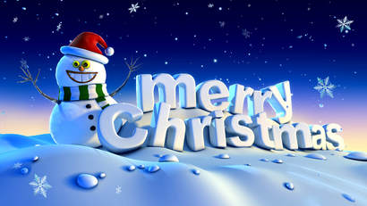 Merry Xmas from ChiroCure Clinic