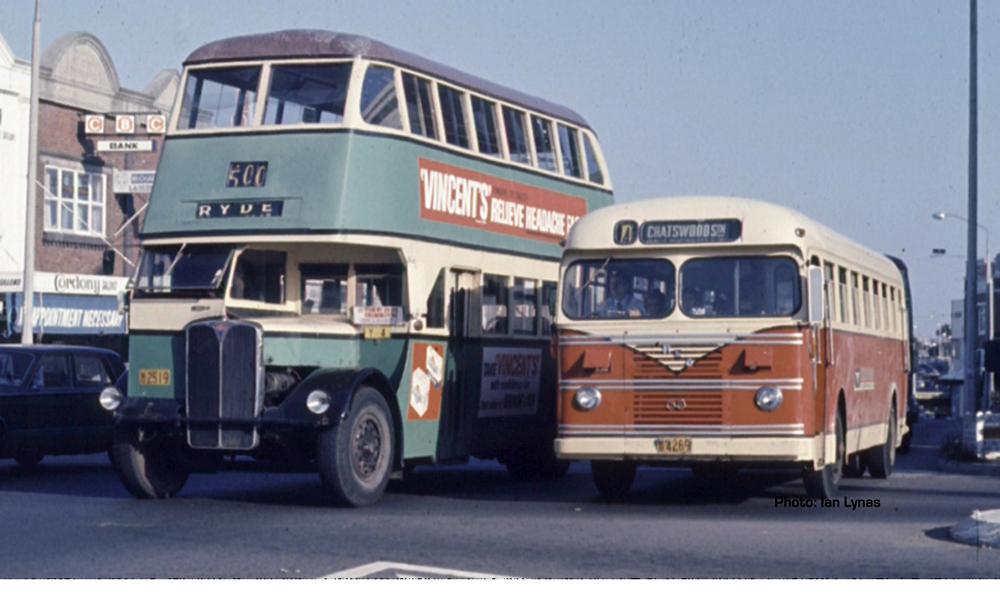 Sydney Bus Routes